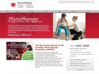 Nova Scotia Branch of Canadian Physiotherapy Association