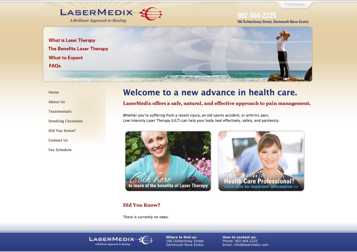 Lasermedix
