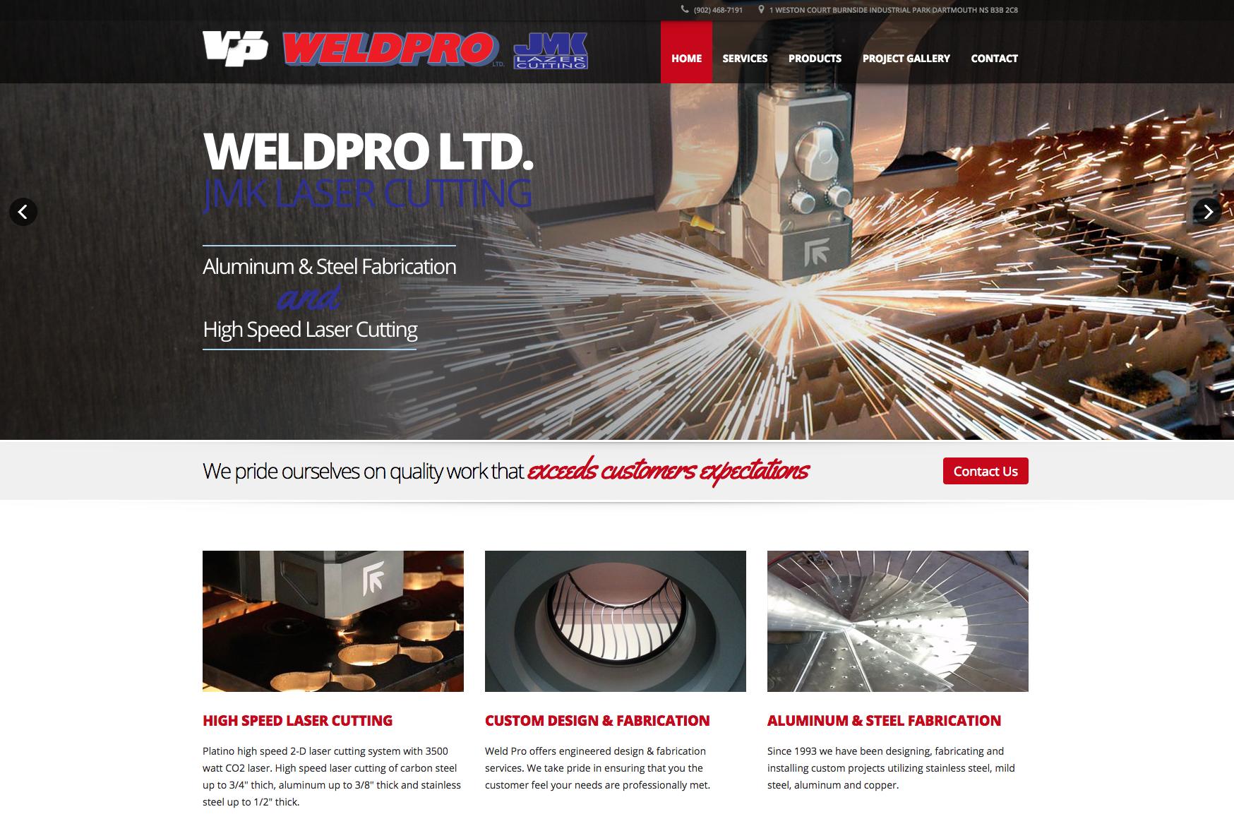 Weld Pro Ltd.
