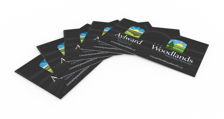 Aylward Hills - Business Cards