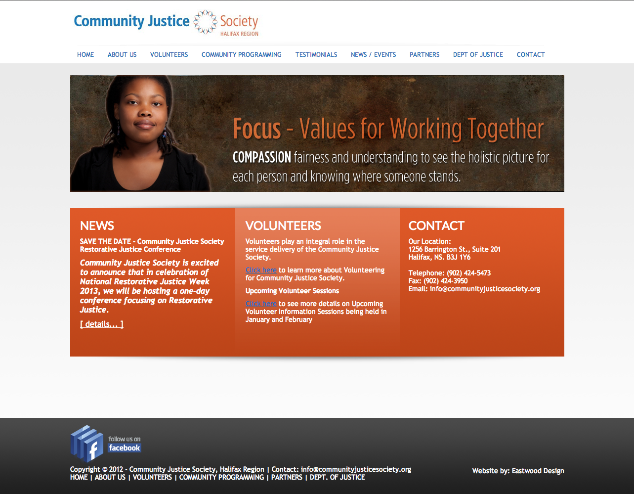 Community Justice Society