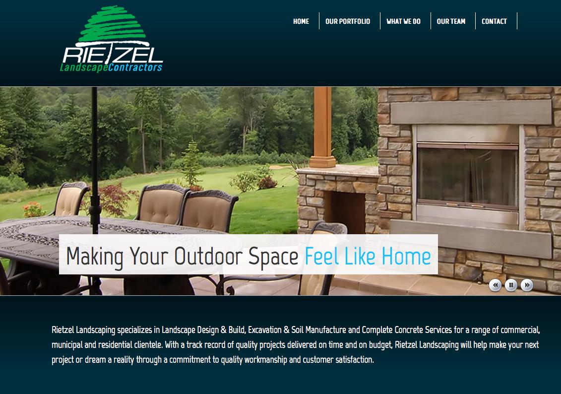 Rietzel Landscaping - Moncton NB