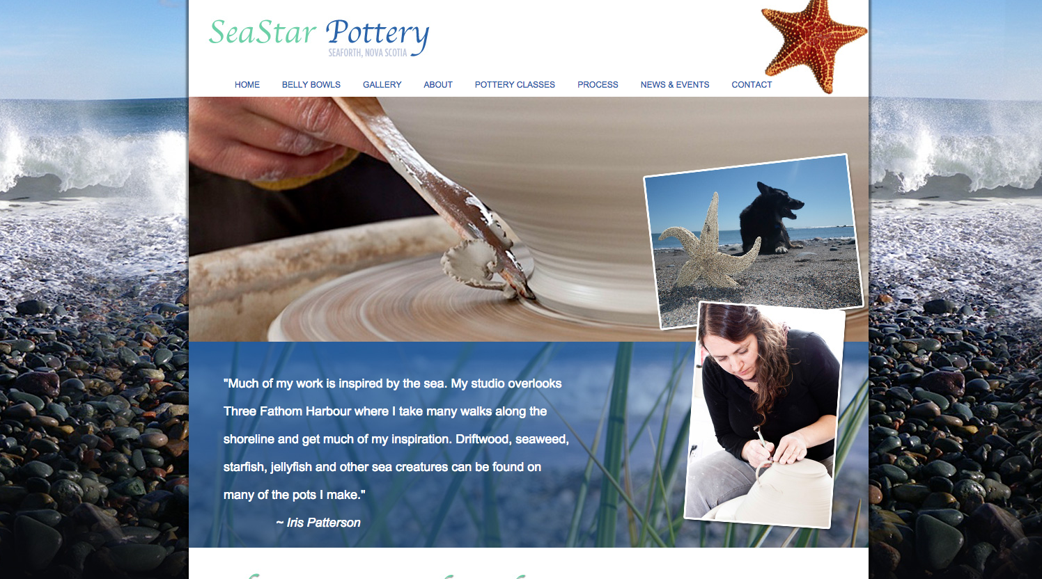 Sea Star Pottery
