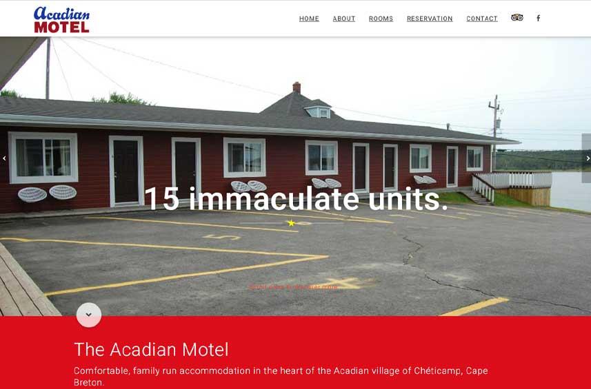 Acadian Motel