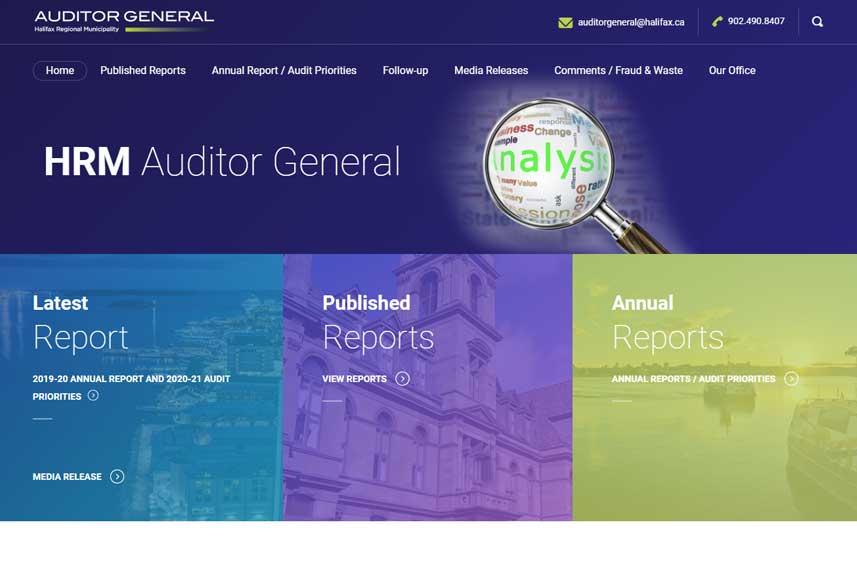 HRM Auditor General