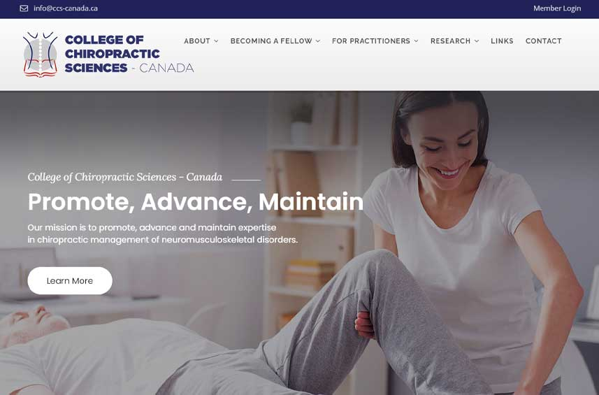 College of Chiropractic Sciences Canada