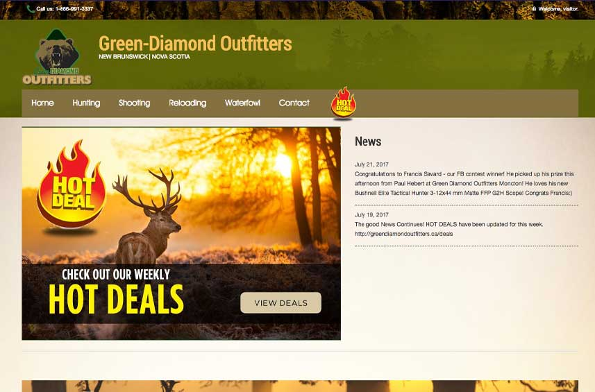 Green Diamond Outfitters