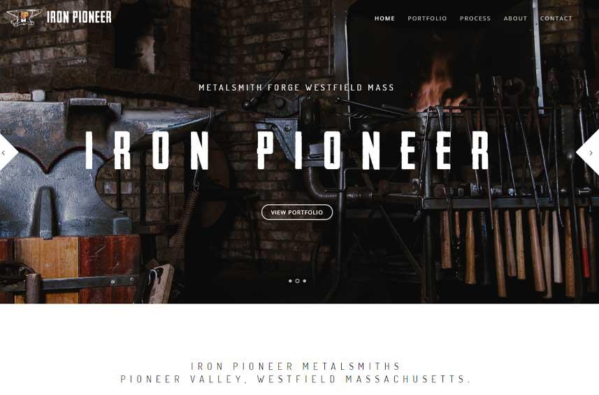 Iron Pioneer