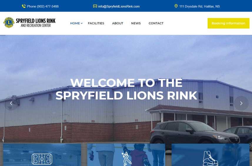Spryfield Lions Rink