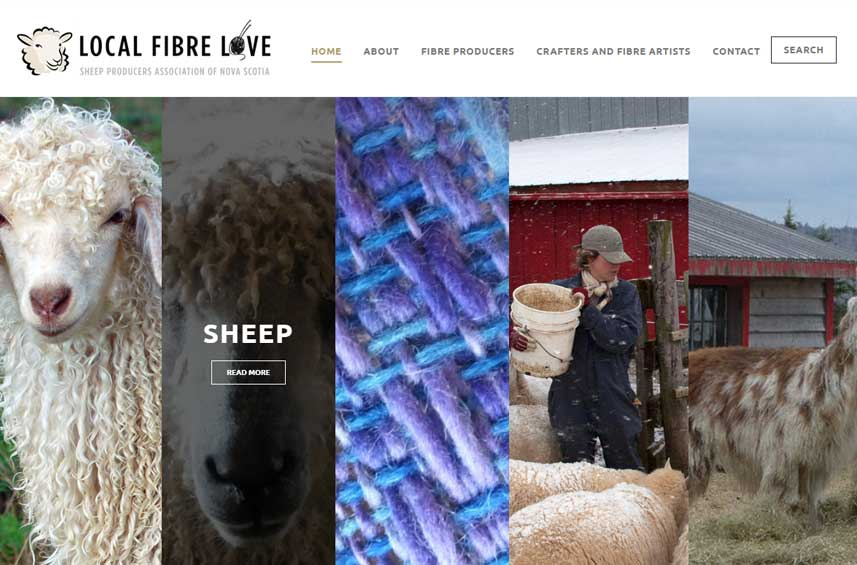Local Fibre Love