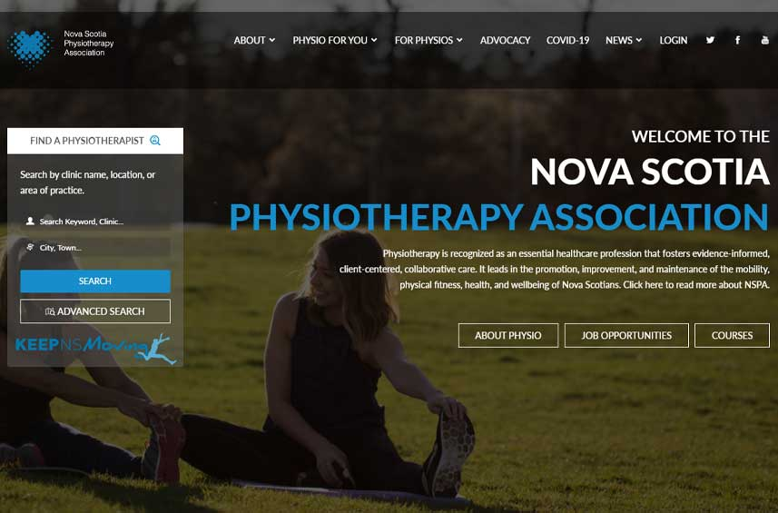 Nova Scotia Physiotherapy Association