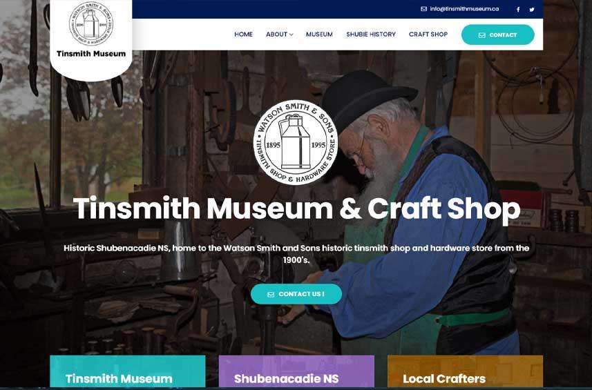 Tinsmith Museum